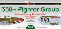 350th Fighter Group, Decals