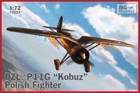 """PZL P.11g """"Kobuz"""" - Polish Fighter Plane - přijímáme předobjednávky - pre/orders"""