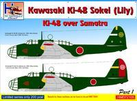 Kawasaki Ki-48 over Sumatra part 1