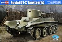 Soviet BT-2 Tank (Early)
