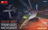 Focke -Wulf Triebflugel Nachtjager