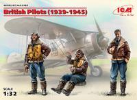 British Pilots (1939-1945) , 3 fig.
