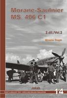 Morane-Saulnier Ms. 406 C1 2.díl
