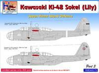 Kawasaki Ki-48 Japan Home Island Defence (obrana) Part 3