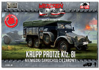 Krupp Protze Kfz. 81 Niemiecky Samochod Ciezarowy