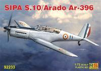 Sipa S.10/Arado Ar-396