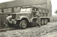 Zugkraftwagen 5t. Sdkfz.6 Pionier