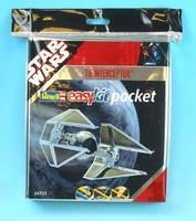 Tie Interceptor Star Wars - Easy Kit Pocket SW