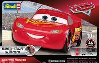 Lightning McQueen Easy-click Model Set Auto
