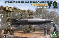 Stratenwerth 16t Strabokran Vidlagen Rocket V2