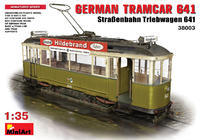 German Tramcar 641