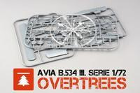 Avia B-534 III. serie Overtrees