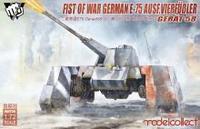 German E-75 Ausf.Vierfussler Garat 58