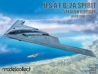 B-2A Spirit Stealth Bomber with Mop GBU-57