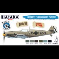 "Luftwaffe ""Legion Condor""  Paint Set, sada barev"