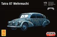 Tatra 87 Wehrmacht - přijímáme předobjednávky