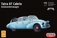Tatra 87 Cabrio - přijímáme předobjednávky