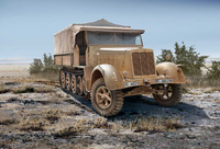 Sd.Kfz 7 (Late Production)