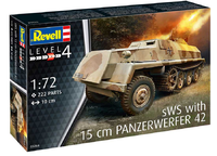 sWS with 15 cm Panzerwefer 42