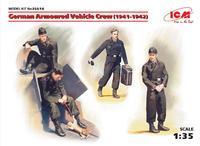 German Armoured Vehicle Crew (1941-1942)