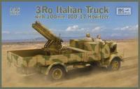 3Ro Italian Truck w/ 100mm 100/17