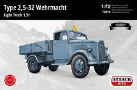 Type 2,5-32 Wehrmacht Light Truck 1,5 t (Hobby Line 2)