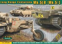 Long Range Centurion Mk.5LP / Mk.5/1