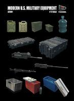 Modern U.S. Military Equipment