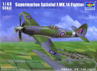 Supermarine Spiteful F.MK.14 Fighter