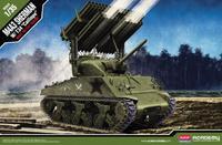 """M4A3 Sherman w/ T34 """"Calliope"""""""
