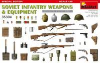 Soviet Infantry Wapons  & Equipment