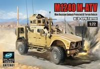 M1240 M-ATV w/ M153 CROWSII