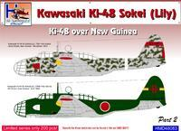 Kawasaki Ki-48 over New Guinea part 2