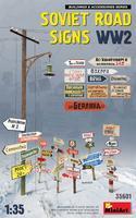 Sowiet Road Sings WW2