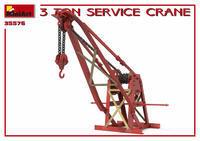 3 Ton Service Crane