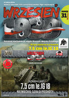 7,5cm Ie.IG 18 německé dělo pěchoty