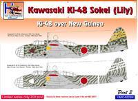 Kawasika Ki-48 over New Guinea part 3