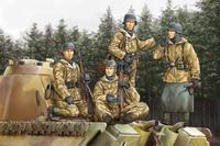 German Panzer Grenadiers Vol. 1  4 fig.