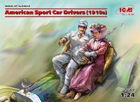 American Sport Car Drives (1910s) 2 fig.