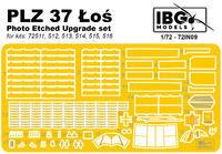 PE Upgrade set for PZL 37 Łoś - přijímáme předobjednávky - pre/orders