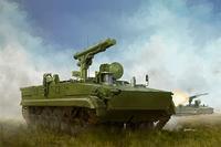 Russian 9P157-2 Khrizantema- S, Anti-tank system