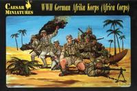 WWII german Afrika Korps (Africa Corps) 32+ figures