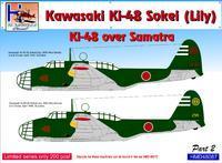 Kawasika Ki-48 over Sumatra part 2