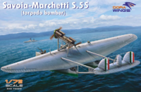 Savoia - Marchetti S.55 (torpedo bomber)