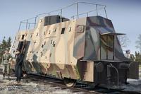 German Kommandowagen of BP-42