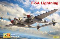 F-5A Lighting
