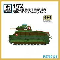 Somua S35 Calvary Tank