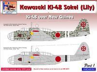 Kawasaki Ki-48 over New Guinea part 1