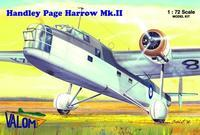 Handley Page Harrow Mk.II (24.MU, 37 Sqn)
