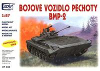 Bojové vozidlo pěchoty BMP 2